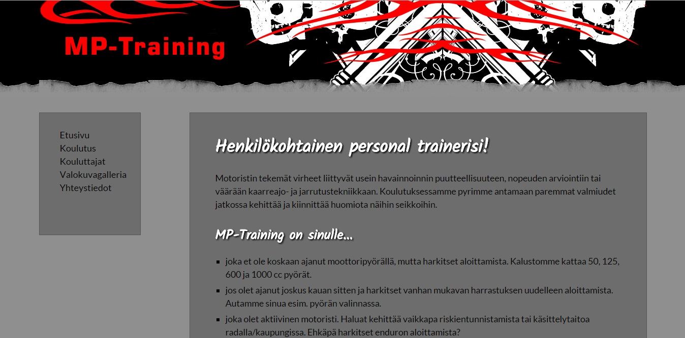 Mp-training.fi
