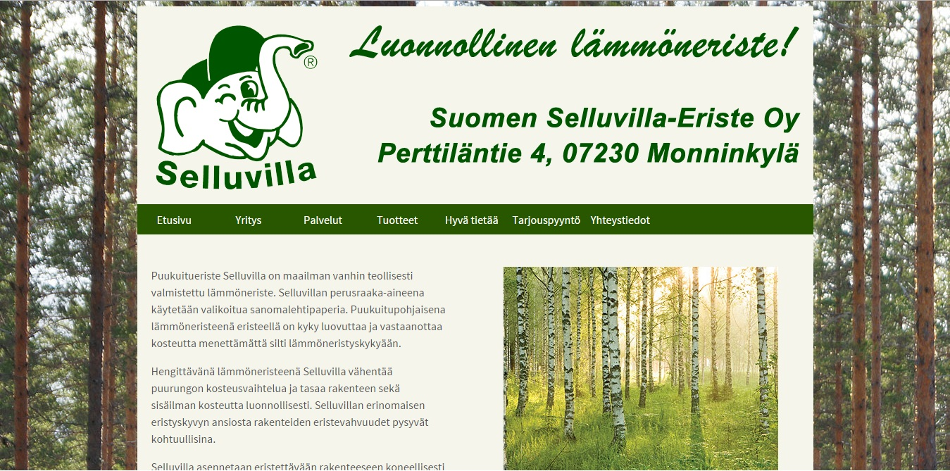 Selluvilla.net